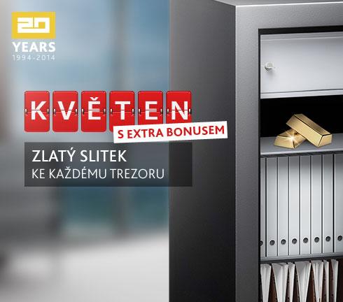 Tresorag.cz - extra bonus